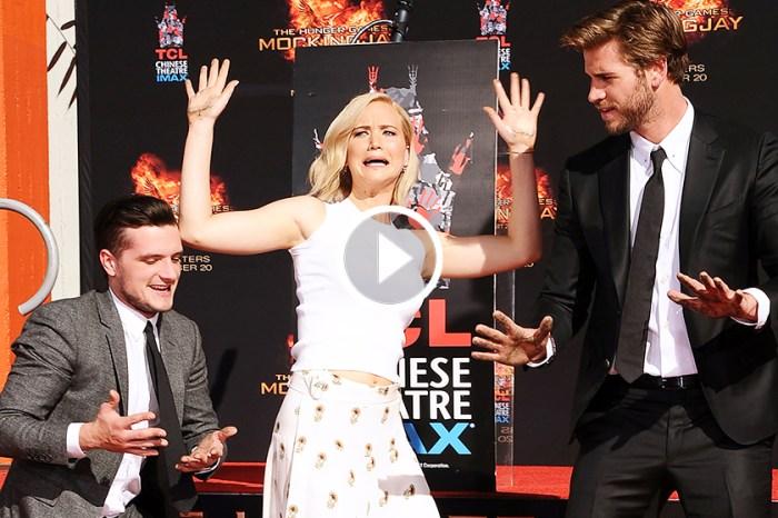 Jennifer Lawrence 擅用機上廣播支持「超級碗」,豈料乘客反應超冷淡!