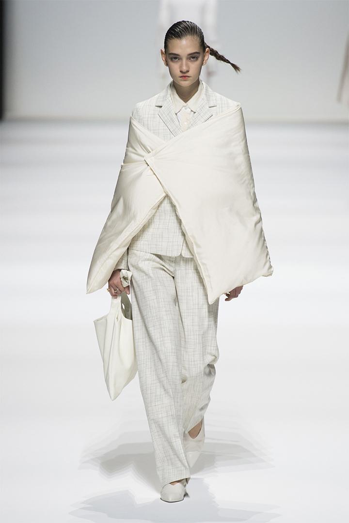 Jil Sander 於米蘭時裝周 發佈2018 秋冬系列