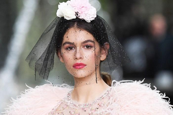 16 歲經已紅透半邊天-Kaia Gerber 首個 Chanel 廣告是由老佛爺親自掌鏡!