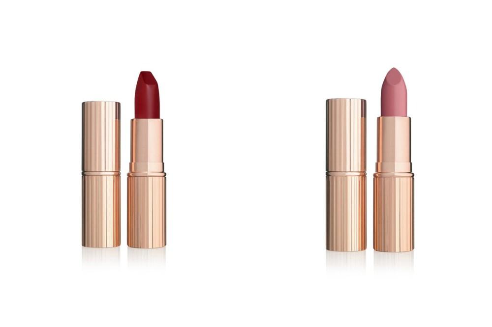 美妝品牌 Charlotte Tilbury 為英女皇和凱特王妃推出專屬唇膏  會是什麼顏色呢
