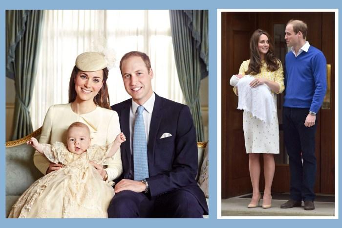 果然是最「潮」的皇妃!Kate Middleton 就連生產計劃也在英國掀起了潮流!