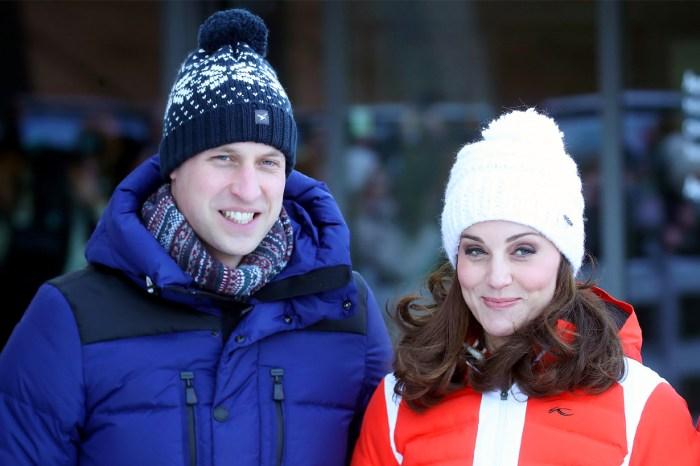 也太可愛了吧!看見凱特王妃向威廉王子擲雪球的一幕,肯定讓你融化!
