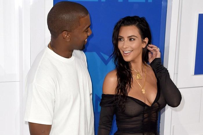 Kim Kardashian 第三個寶寶的照片曝光,有著和媽媽一樣的精靈大眼睛!