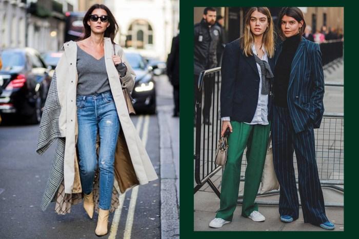 2018 時尚潮流速讀班:從 London Fashion Week 場外街拍總結你不能忽視的熱潮!