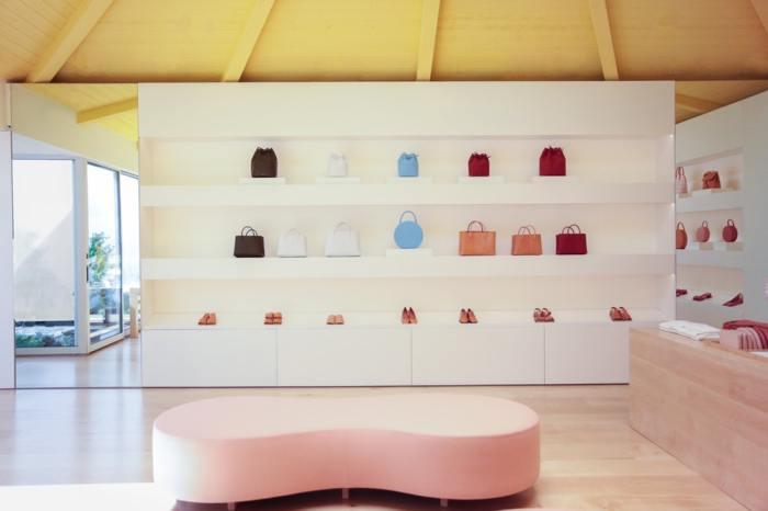 #POPSPOTS in LA:每個角落都很適合拍照!Mansur Gavriel 新店是 Pastel 控的天堂!