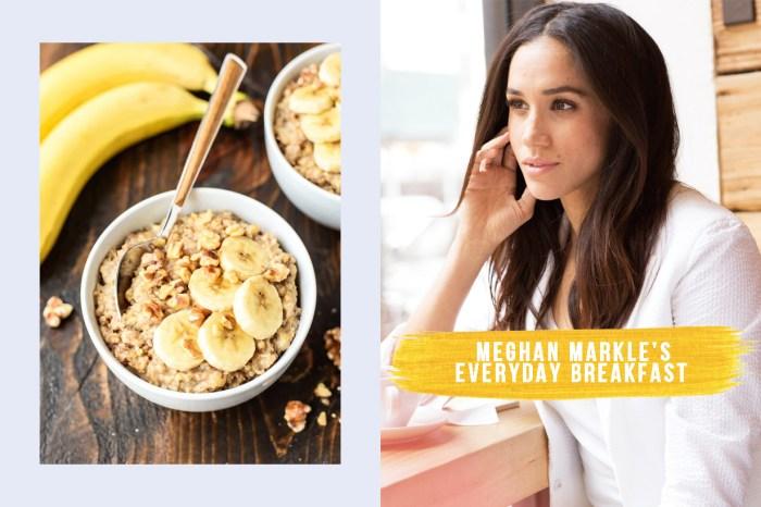 燕麥早餐加入這種蜜糖就是最好的護膚品!看看 Meghan Markle 就知道了!