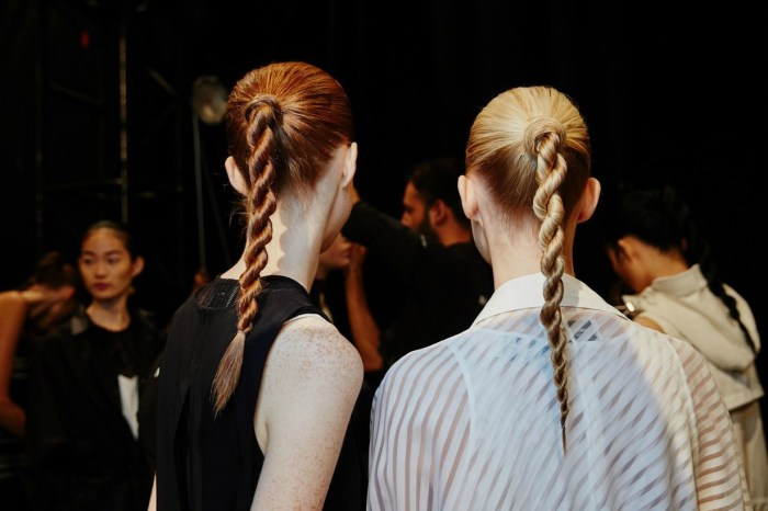 學會了這個髮型,就算新年沒有洗頭到別人家拜年也不會被發現!