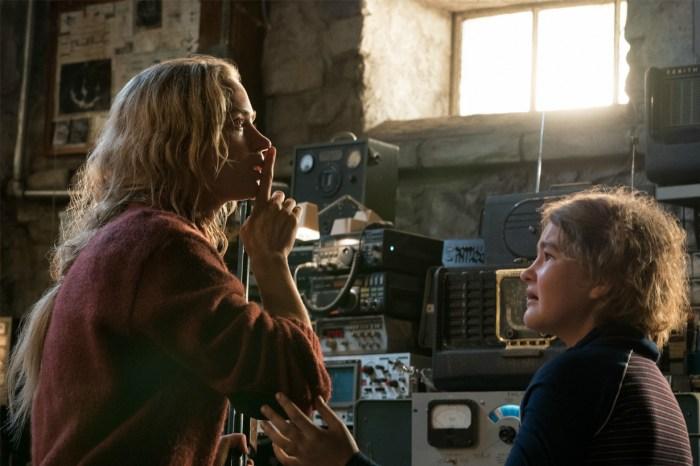 沒有尖叫聲或對白的驚悚片?Emily Blunt 靠演技就演活了《無聲絕境 》中的角色