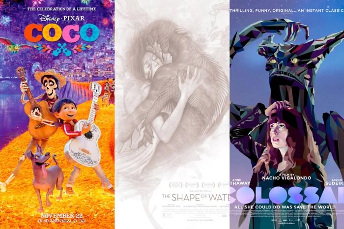 競爭激烈的一年,IMP 年度「最佳電影海報獎」出爐!