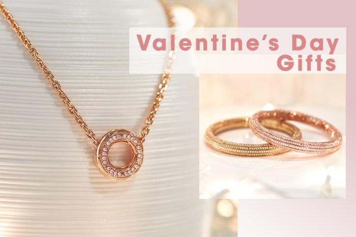 擁抱浪漫:愛就該大膽展現,用這些珠寶與她一起放閃吧!