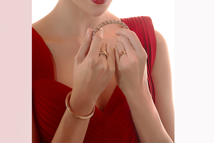 給愛人的好選擇用NIRAV MODI的珠寶與她一起放閃吧