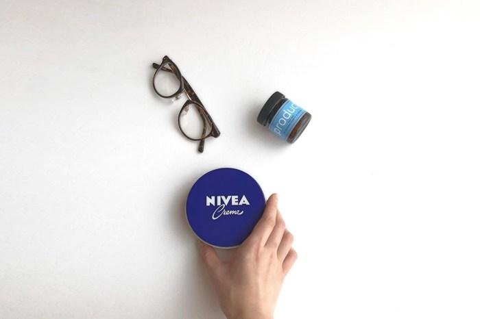 日本人鍾愛的 Nivea 經典藍罐保濕霜,原來還可以這樣再利用?!