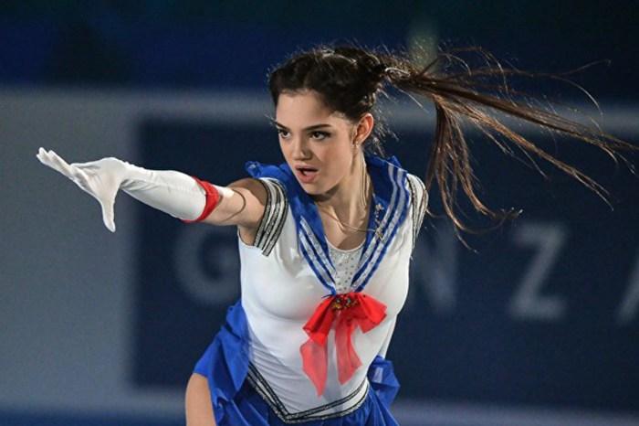 這位曾扮美少女戰士上場的冬奧正妹選手:「是偶像 EXO 幫助我破紀錄!」