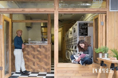 #POPSPOTS in HK:上環的 Coffee & Laundry,讓美味的咖啡伴你靜靜享受洗衣時光
