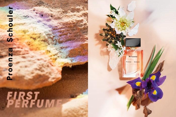 2018 第一支要買的香水就是它:Proenza Schouler 推出品牌首支香水 Arizona!