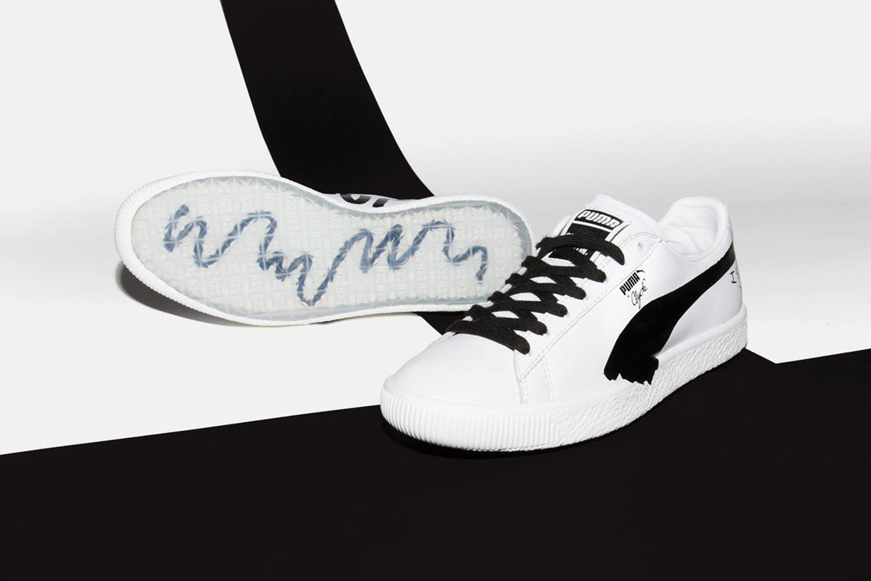 黑白色可以這樣型格地配襯 Puma x Shantell Martin 系列少不了今季要入手的單品