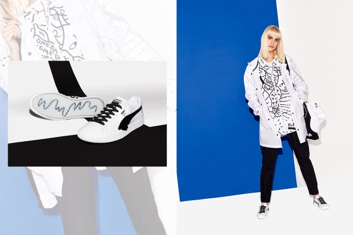 黑白色可以這樣型格地配襯?Puma x Shantell Martin 系列少不了今季要入手的單品