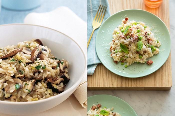 #週末廚房:情人節不想破費?和另一半留在家中吃自家製 Risotto 吧!