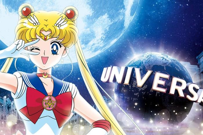 今年必定要去!《美少女戰士》進駐日本環球影城,每一處都是打卡點!