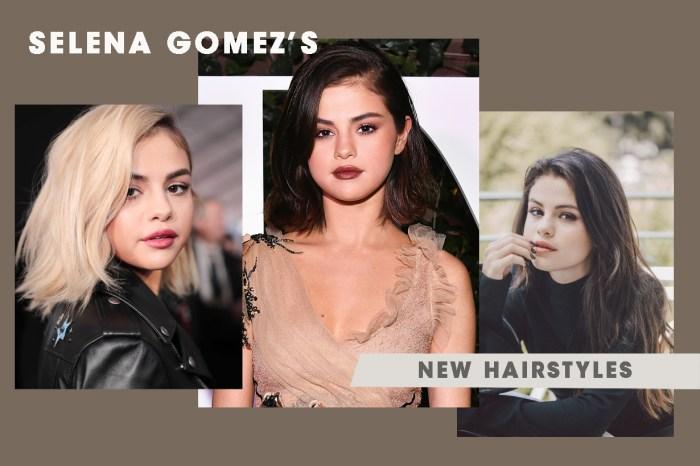 看過了 Selena Gomez 的這個最新髮型,你大概會立即到髮型屋換造型!
