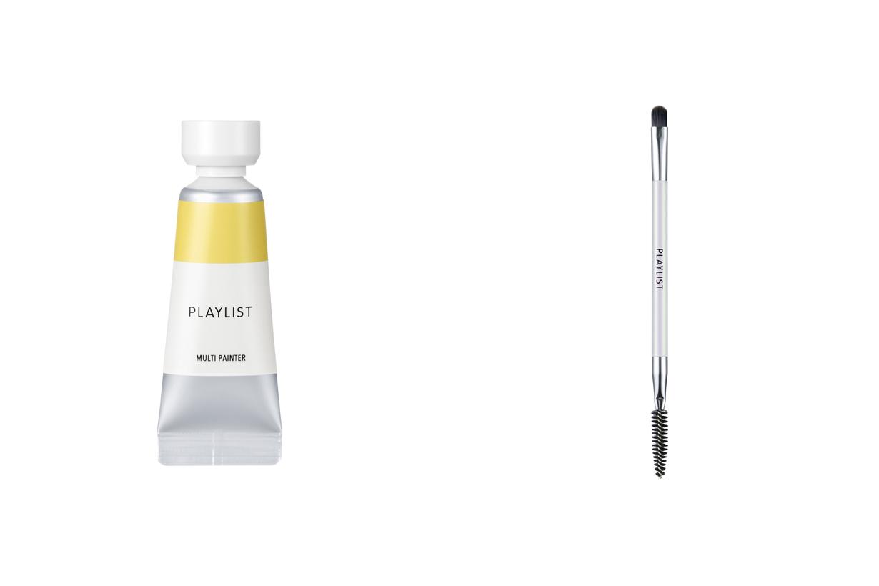 這並不是美術課用的水彩  而是 Shiseido 旗下美妝品牌最新推出的化妝品