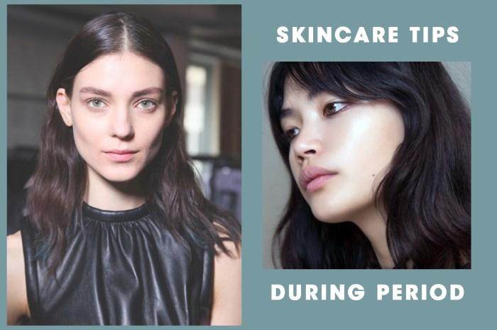 不想皮膚再因經期而變差?你就要學會生理週期的護膚法!