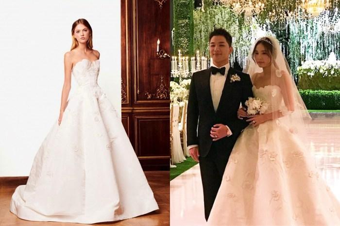 太陽、閔孝琳婚紗照終於曝光:超美婚紗與戒指,原來是來自這個品牌!
