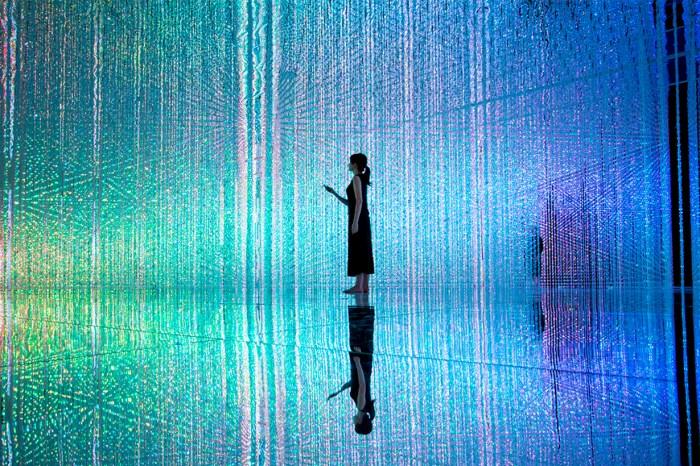 不用再到處走!TeamLab 決定在東京開設首個常規「數位美術館」!