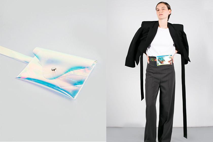 單純一條腰帶不夠有型,大勢是加個實用又能點綴造型的小腰包!
