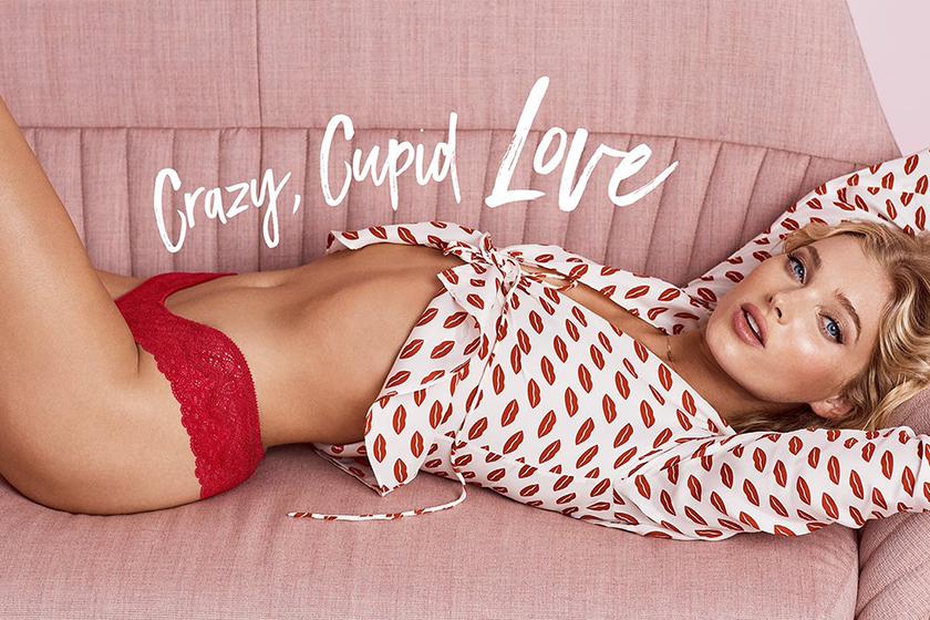 維密天使Taylor Hill Elsa Hosk Jasmine Tookes超性感演繹 Victoria's Secret 情人節