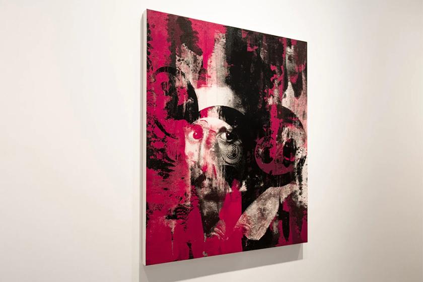 潮牌 Off-White 創辦人Virgil Abloh 聯手村上隆在倫敦  Gagosian Gallery  舉辦名為 Future History 藝術展