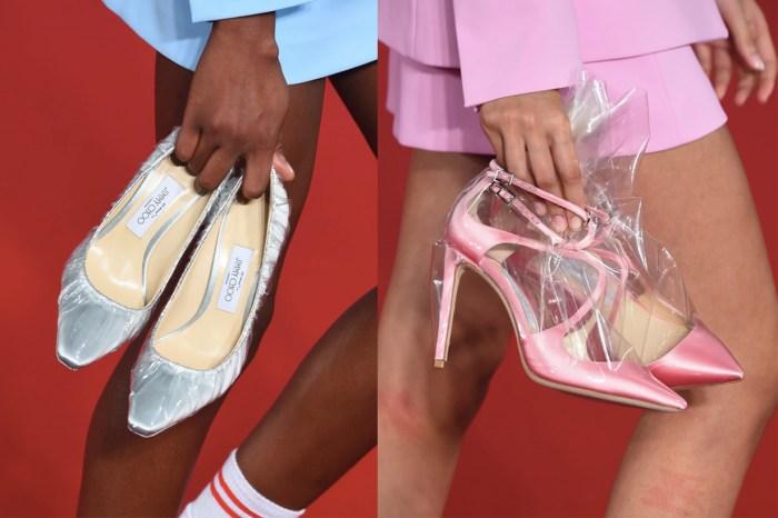 Cinderella 的透明玻璃鞋?Jimmy Choo x OFF-WHITE 話題連乘販售日終於曝光