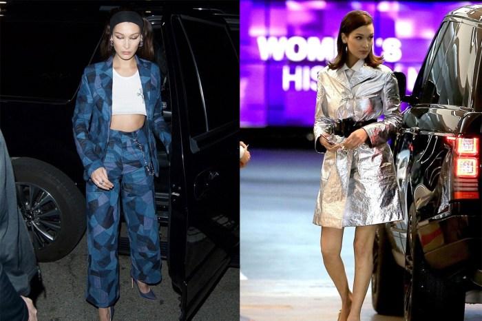 從復古前衛到嬉皮性感,看時尚變色龍 Bella Hadid 將 Dior 玩的出神入化!