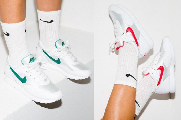 Dad shoes 也能有甜美風格!Nike Outburst OG 從鞋型到配色都美的讓人著迷