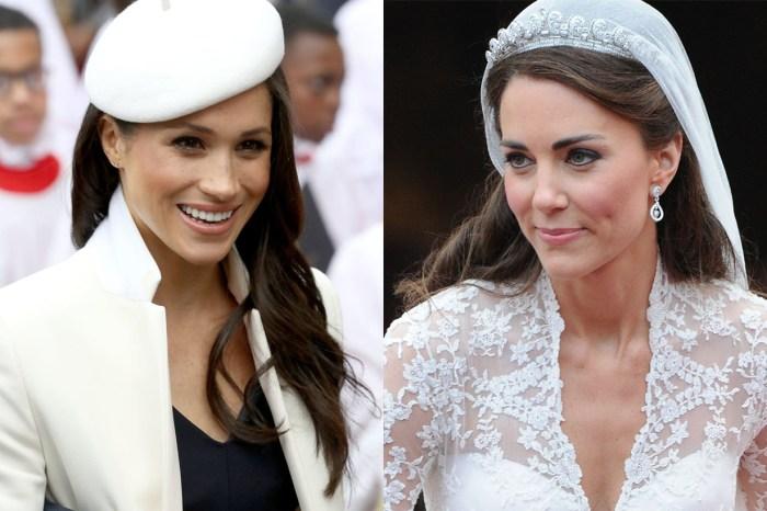 關於 Meghan Markle 的婚紗要求,似乎和凱特王妃當年的婚紗有點相似…?