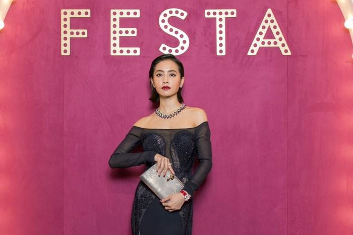 蔡依林性感出席 BVLGARI FESTA 珠寶展,透露最愛的款式是…