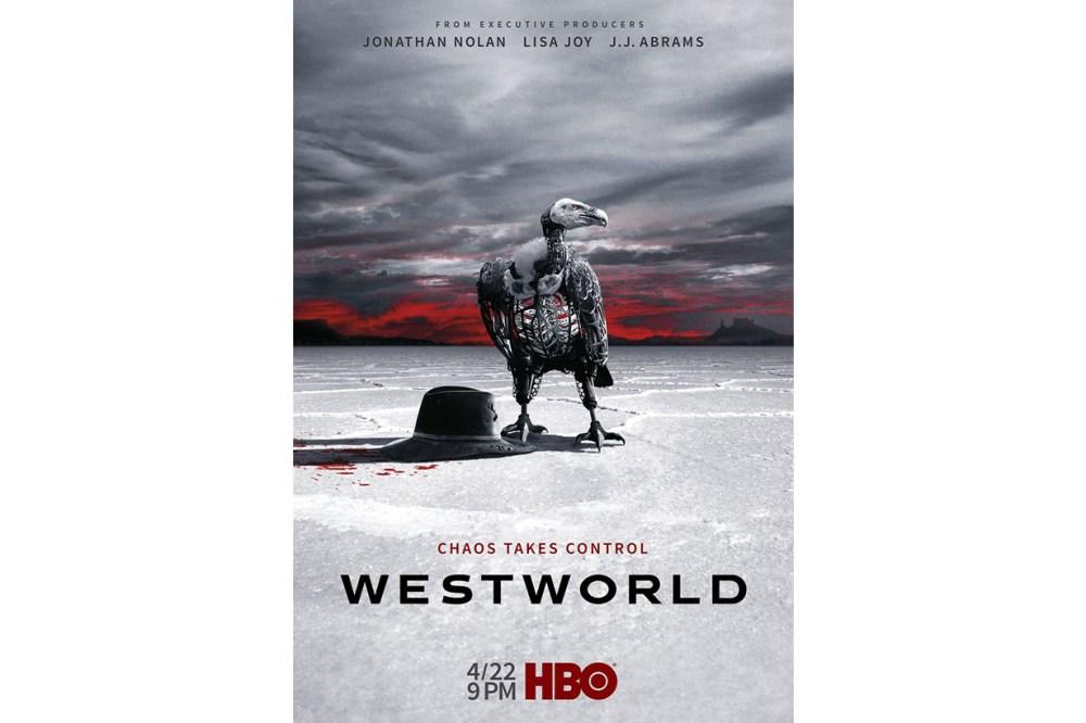 隱藏版密碼破解 Westworld第二季最新海報搶先透露了更多劇情線索