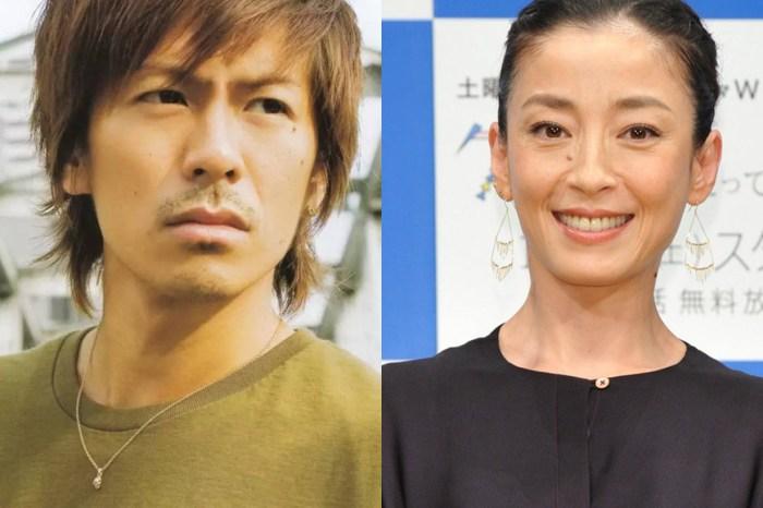 又一位小時候的偶像結婚了!V6 森田剛、宮澤理惠姊弟戀修成正果