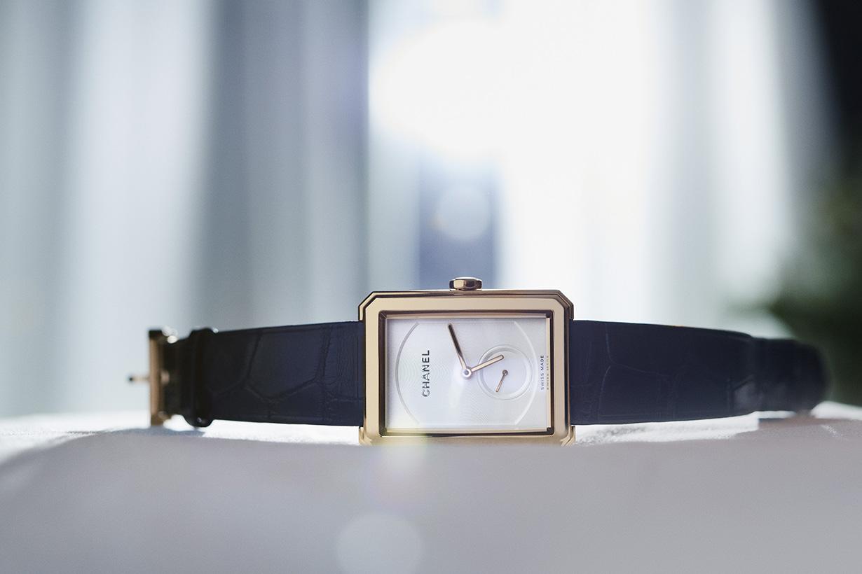 可以戴一輩子的手錶 Chanel Boy.friend Watch