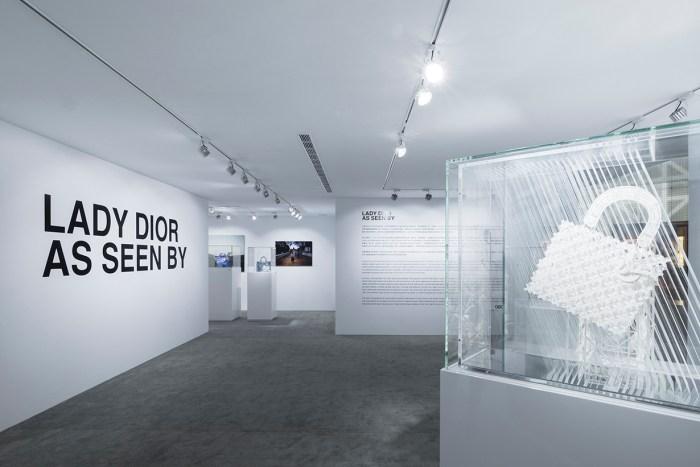 身為時裝迷的你,不能錯過 Lady Dior As Seen By 展覽!