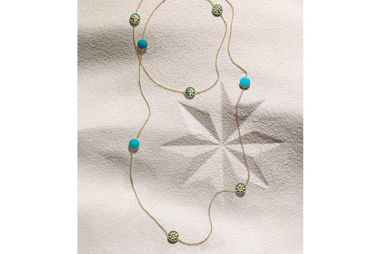 Dior Rose des Vents 高級珠寶系列期間限定店登陸 Elements