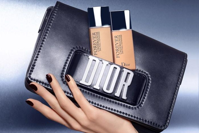 夏天想要有完美妝容,只要一支 Dior 粉底液就夠了!