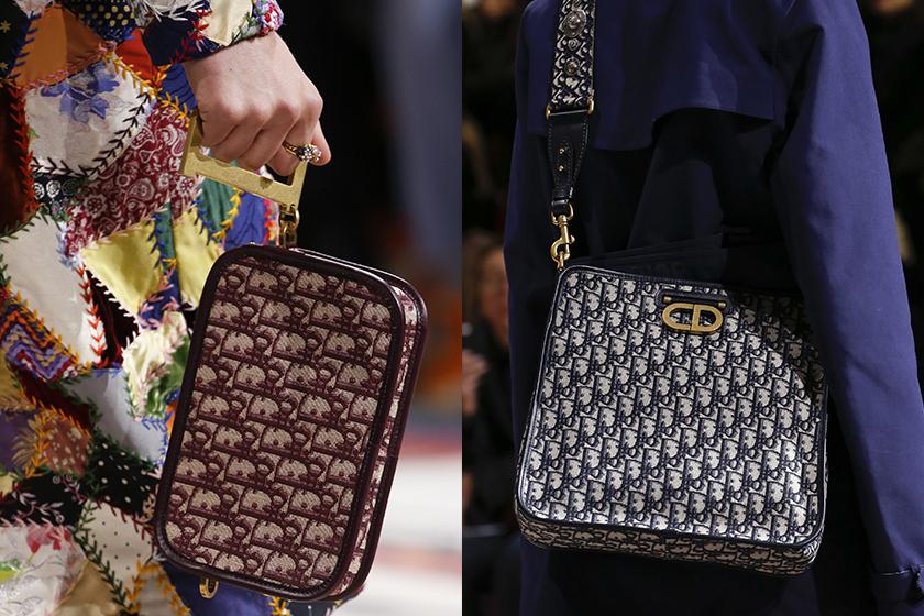 因為 Dior 和 Gucci Monogram 手袋潮流正式回歸