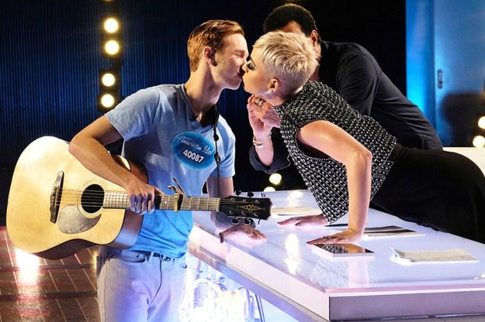 守護的初吻被 Katy Perry 突然奪走,《American Idol》參賽者坦言:我感到不舒服⋯⋯
