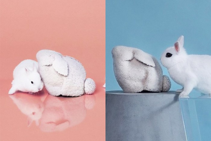 Loewe 賣萌 Bunny Mini Bags 開箱!復活節 It Bag 非它莫屬!