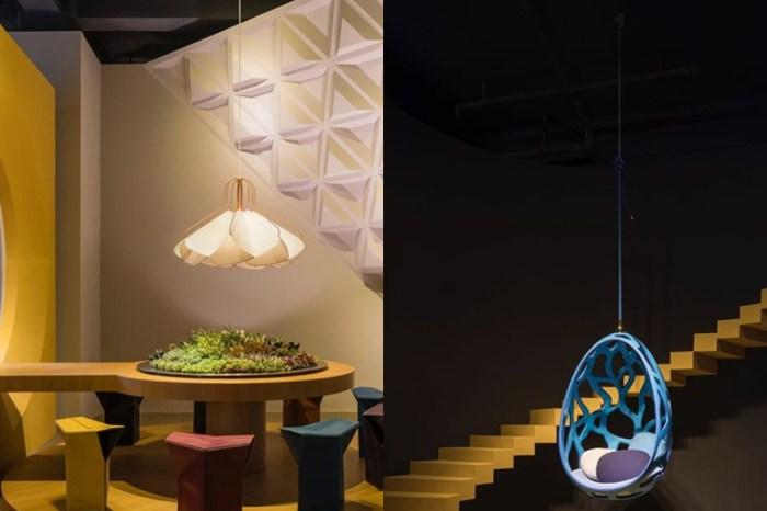 藝術月就是要你大開眼界!Louis Vuitton 舉辦期間限定「Objets Nomades」展覽