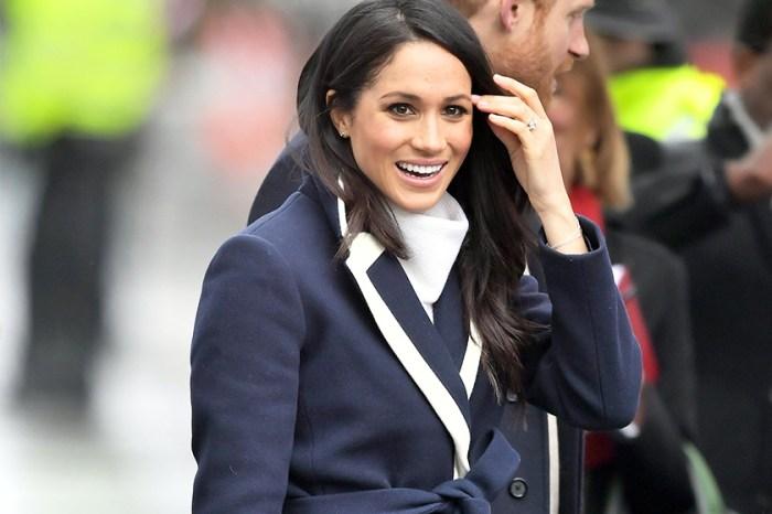 準王妃的威力比任何明星都強勁:因為 Meghan Markle 一穿,這件外套已秒速賣光!