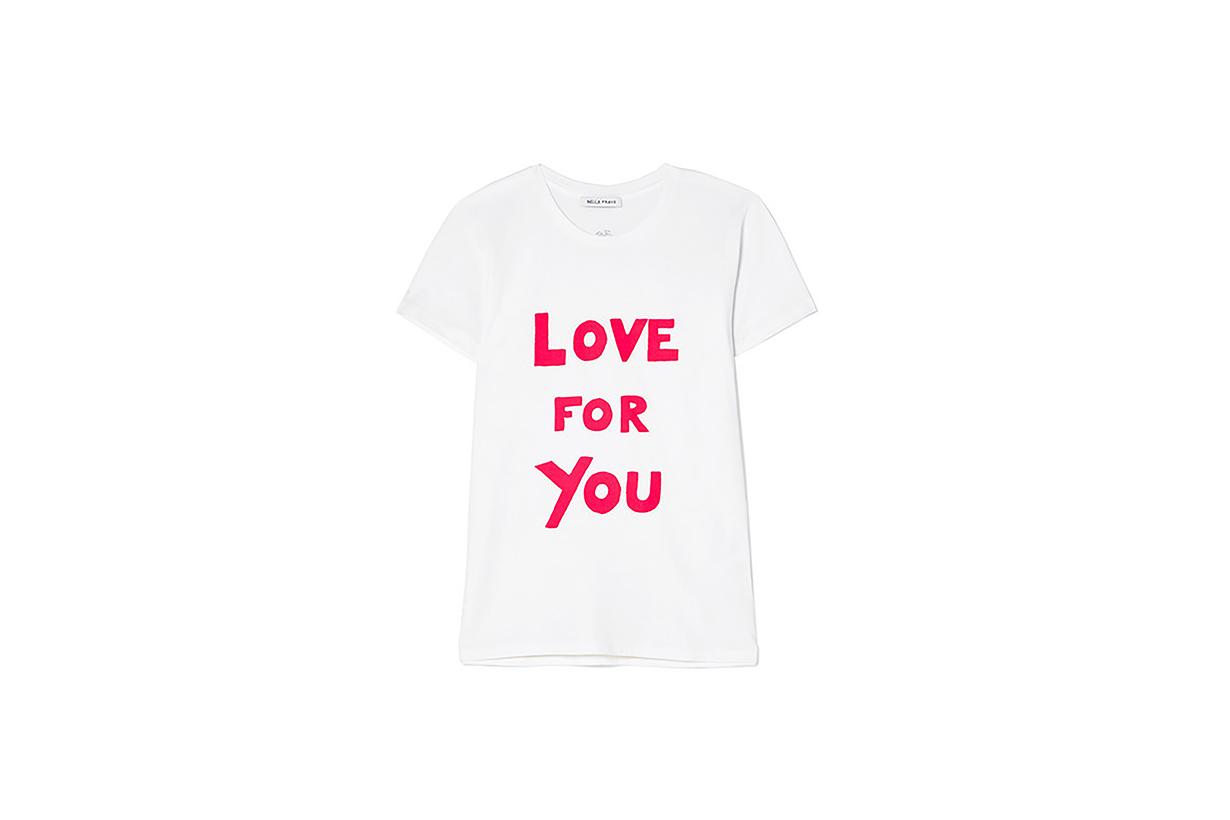 你的穿搭代表你 Net-A-Porter 與各時裝合作的 T 恤正好是你的個人宣言