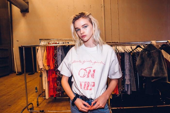你的穿搭代表你!Net-A-Porter 與各時裝品牌合作的 T 恤正好是你的個人宣言