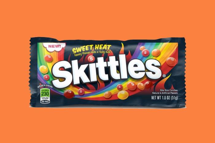 Skittles 出過最令你想不透的口味,將水果加辣「Sweet Heat」評價意外不錯!